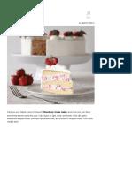 Strawberry Cream Cake - Whipped Cream Recipe.pdf