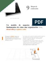 Modelo de Negocios EBusinees  CANVAS