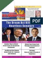 U.S Immigration Newspaper Vol 4 No 58