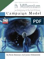 Ronin Arts - Future - Fourth Millennium Campaign Model
