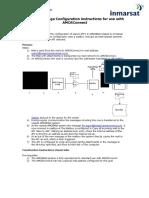 AmosConnect 7.4.27  API usage Configuration