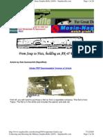 photograph regarding Polish Ak 47 Receiver Template Printable referred to as Acquire An AK 47.pdf Firearms Rifle