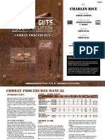 Blood & Guts 2 - Combat Procedures (screen)