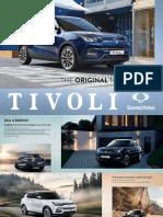 Brochure Ssangyong Tivoli (Dicembre 2017)