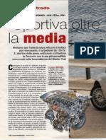 Prova Su Strada Alfa Romeo 159 (1.9 JTDm 150CV)