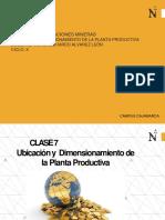 CLASE 7_UBICACIÓN Y DIMENSIONAMIENTO DE LA PLANTA PRODUCTIVA.pdf