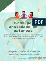 E-Book. Dicas para ansiedade em crianças. Março 2020.pdf