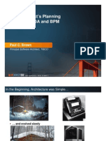 The Architect-s Planning Guide for SOA and BPM