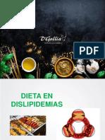 Dieta dislipidemia