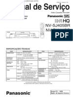 Panasonic+NV-SJ405BR,+NV-FJ605BR