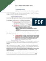 Criterios Recuperacion Parte 1 (1º Evaluacion)