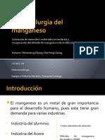 metalurgia del manganeso.pptx
