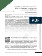 REPORTAJES DE LA REVOLUCIÓN MEXICANA