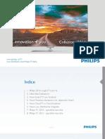 Catalogo Ufficiale TV-Televisori Philips 2014