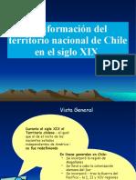 1. Conformacion del territorio nacional siglo XIX