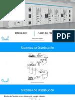 Modulo II Flujo de Potencia Distribuciónsdsd