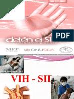 PRESENTACIÓN VIH - SIDA (EL CARMEN).pptx