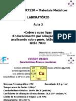 MR6120 NR7120 - aula ML03 - 033 a 048 Cobre e solução sólida