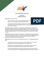 Local Government Code 1991 - SANGGUNIANG KABATAAN