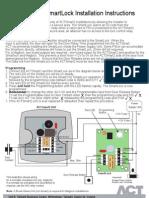 SmartLock Installation Diagram Rev4