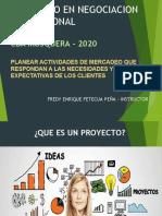 SEMANA 5 PLANEAR ACTIVIDADES DE MERCADEO