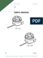 PTM-6V English v1.00