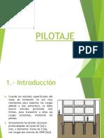 GRUPO N°7 - PILOTAJE