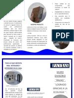 Brochure muro  PAVIAS.