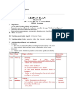 LESSON PLAN UNIT 7