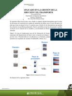 Taller Gestión de la distribución y el transporte 2020 - 1