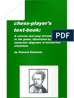 Staunton - The Chess Player's Text-Book