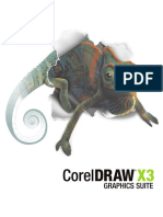 CorelDRAW Graphics Suite X3 u