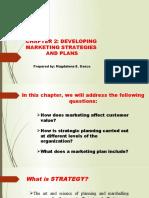 report in marketing