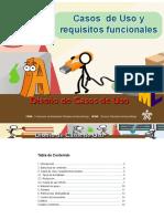 CASOS DE USO Y REQUISITOS FUNCIONALES