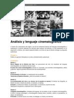 Análisis y lenguaje cinematográfico