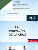DISCIPULADO 1 LA PROVISION DE DIOS CLASE #4