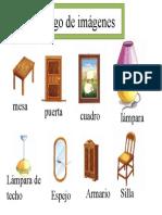 Bingo vocabulario casa.pptx