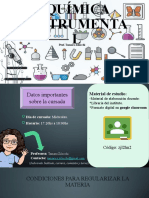 Química Instrumental (Quimica Analitica)