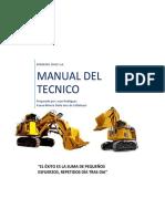 MANUAL DEL TECNICO PALAS KOMATSU.pdf