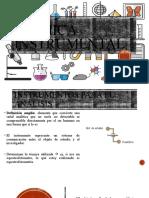 Química Instrumental (Instrumentos para el analisis)