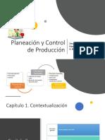 Planeación y Control de Producción (programa)