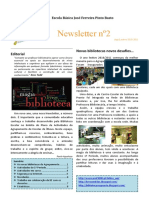 Newsletter Nº 2