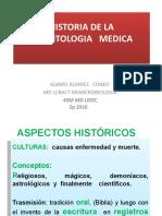 Historia de la Parsitología