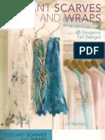 Elegant Scarves and Wraps