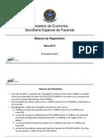 2019 06 24 Balanço de Pagamentos