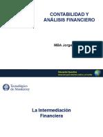 A TEC La Intermediación Financiera
