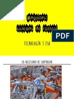 Maquinas_ sistemas de control. Tecnología 3 ESO