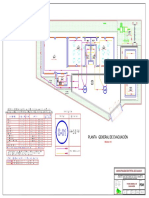 Plano General de Evacuacion - Pe-01