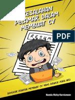 7 Kesalahan Pelamar Dalam Membuat CV (ebook)