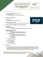 PL-TAN-RH-01.01 Plan para la Vigilancia, Prevención y Control de COVID-19 en el Trabajo